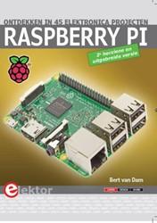 Raspberry Pi ontdekken in 45 projecten ( -ontdekken in 45 elektronica pr ojecten Dam, Bert van