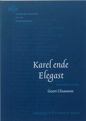 ALFA-REEKS KAREL ENDE ELEGAST -9053565639-A-ING CLAASSENS, G.