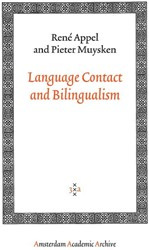Language Contact and Bilingualism Appel, Rene