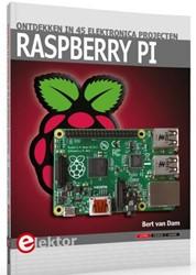Raspberry Pi -ontdekken in 45 elektronica pr ojecten Dam, Bert van