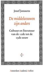 Amsterdam Academic Archive De middeleeuw -cultuur en literatuur van de 1 2de tot de 15de eeuw Janssens, Jozef