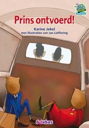 Samenleesboek Prins ontvoerd! Jekel, Karine
