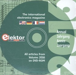 Elektor -the internatioinal electronics magazine