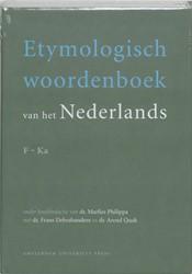 Etymologisch woordenboek van het Nederla -9053567461-A-GEB PHILIPPA, MARLIES