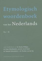 Etymologisch woordenboek van het Nederla