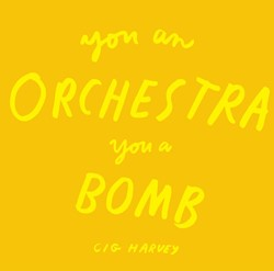 You An Orchestra You A Bomb Harvey, Cig