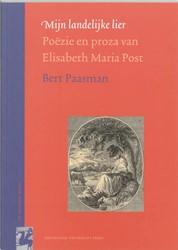 De Amazone-reeks Mijn landelijke lier -poezie en proza van Elisabeth Maria Post Paasman, Bert