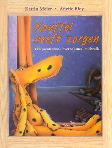 Knuffel heeft zorgen -een prentenboek over seksueel misbruik, dat kinderen die daa Meier, K.