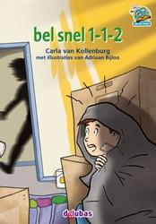 Samenleesboek bel snel 1-1-2 Kollenburg, Carla van