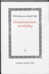 AMSTERDAM ACADEMIC ARCHIVE CHINESE LETTE -EEN INLEIDING IDEMA, W.