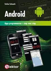 Android -apps programmeren - stap voor stap Schwark, Stefan