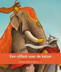 Een olifant voor de keizer -DE TIJD VAN MONNIKEN EN RIDDER S 500-1000 Sonnemans, Gerard