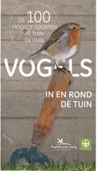 Vogels in en rond de tuin -De 100 mooiste soorten in tuin en park Hofmann, Helga