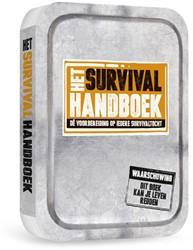 Het Survival Handboek & Mess Tin -De voorbereiding op iedere sur vivaltocht Towell, Colin