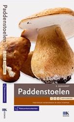 1-2-3 natuurgids Paddenstoelen -Trefzeker herkennen in drie st appen Gerhardt, Ewald
