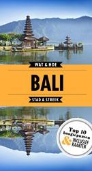 Bali -Stad + Streek Wat & Hoe reisgids