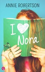 I love Nora Robertson, Annie