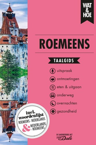 Roemeens Wat & Hoe taalgids