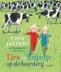 Ties en Trijntje op de boerderij Jaspers, Yvonne