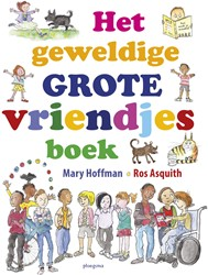 Het geweldige grote vriendjesboek Hoffman, Mary