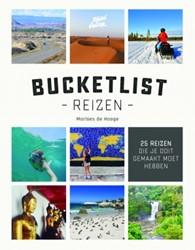 Bucketlist reizen -25 reizen die je ooit gemaakt moet hebben Hooge, Marloes de