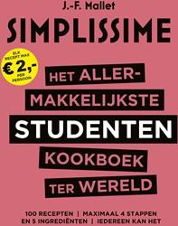 Het allermakkelijkste studentenkookboek Mallet, Jean-Francois
