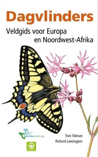 Dagvlinders -veldgids voor Europa en Noordw est-Afrika Tolman, Tom