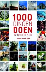1000 dingen doen in Nederland Spek, Jeroen van der