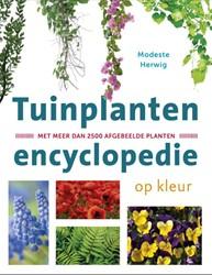 Tuinplantenencyclopedie op kleur -met meer dan 2500 afgebeelde p lanten Herwig, Modeste