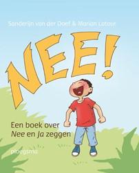 Nee -een boek over Nee en Ja zeggen Doef, Sanderijn van der
