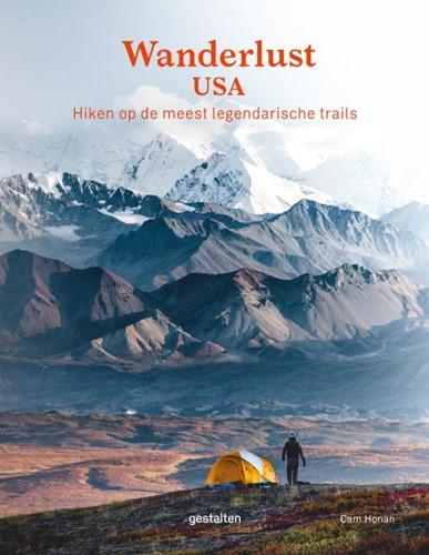 Wanderlust - USA -Hiken op de meest legendarisch e trails Gestalten