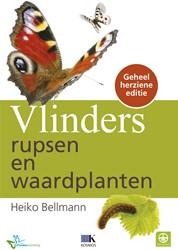 ANWB vlindergids -dag- en nachtvlinders, hun rup sen en waardplanten Bellmann, Heiko