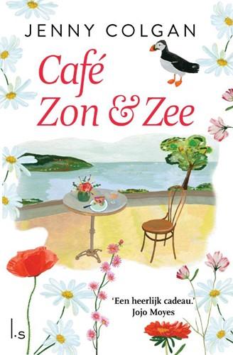 Cafe Zon + Zee (3=2) Colgan, Jenny