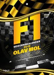 F1 Seizoenskalender 2019 Mol, Olav