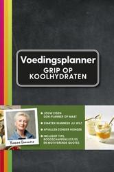 Voedingsplanner Grip op koolhydraten - L -Jouw voedingsplanner voor elke dag Lemmers, Yvonne