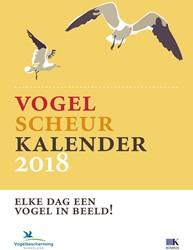 Vogelscheurkalender 2018 -boordevol feiten en weetjes Wesseling, Monica