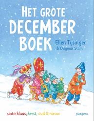 Het grote decemberboek Tijsinger, Ellen