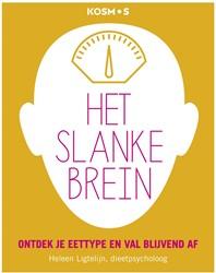Het slanke brein -Ontdek je eettype en val blijv end af Ligtelijn, Heleen