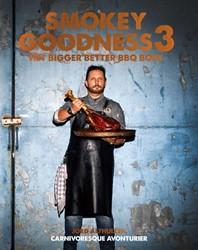 Smokey Goodness 3 -Het Bigger, Better BBQ Boek Althuizen, Jord