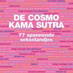 De Cosmo Kama Sutra Midprice -77 spannende seksstandjes