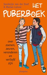 Het puberboek -over zoenen, zeuren, verandere n en verliefd zijn Doef, Sanderijn van der