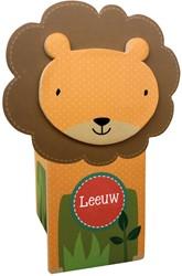 Leeuw -Een dieren kartonboekje Ireland, Katy
