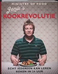 Jamie's kookrevolutie -echt iedereen kan leren koken in 24 uur Oliver, Jamie
