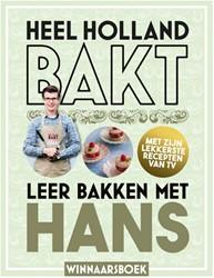 Heel Holland Bakt - Leren bakken met Han Spitsbaard, Hans