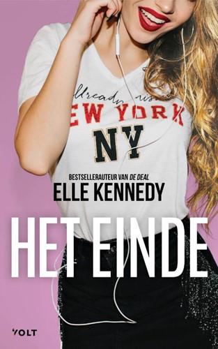 Het einde -Off Campus 3 Kennedy, Elle