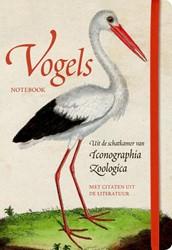 Vogels notebook -Uit de schatkamer van Iconogra phica Zoologica Iconographia Zoologica