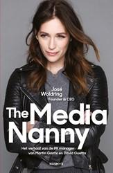The Media Nanny -Het verhaal van de pr-manager van Martin Garrix en David Gue Woldring, Jose