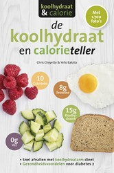 De koolhydraten- en calorieteller Cheyette, Chris