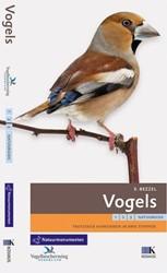 1-2-3 Natuurgids Vogels -Trefzeker herkennen in drie st appen Bezzel, Einhard
