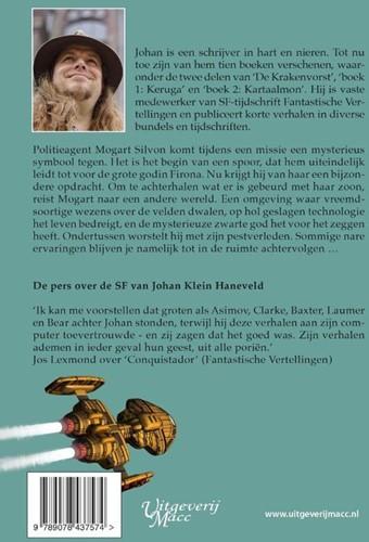 De afvallige ster Klein Haneveld, Johan-2